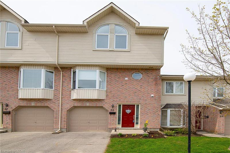 9 Ailsa Place Unit 56, London, ON N5Z 4Z6